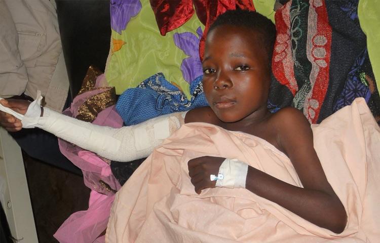 health care success story little briget birungi